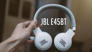 JBL E45BT Review | Wireless Bluetooth On-Ear Headphone