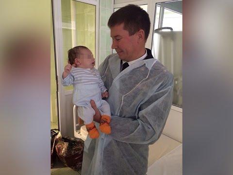 Московская полиция взяла шефство над ребёнком, найденным в Измайловском парке