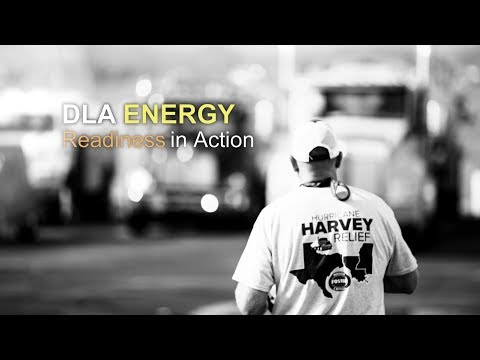 DLA Energy Readiness in Action (Open Caption)