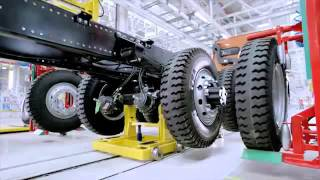BharatBenz Truck R&D centre in India