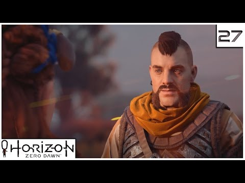 Horizon Zero Dawn - Ep 27 - THE FIELD OF THE FALLEN - Let's Play Horizon Zero Dawn