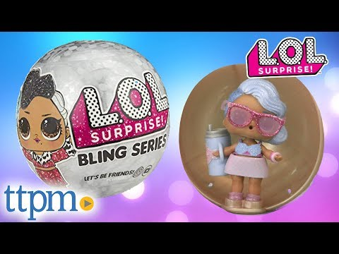 L.O.L. Surprise! Bling Series from MGA Entertainment