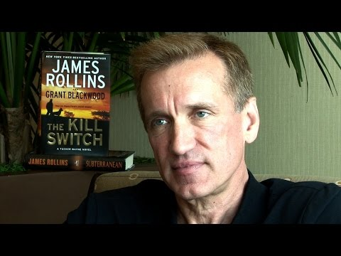 James Rollins Interview
