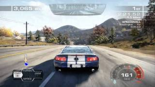 Need for Speed Hot Pursuit ~ Racer Gameplay ~ Escape Lane