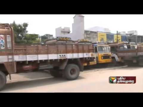 Lorry strike enters 4th day, AIMC to meet central transport minister tomorrow