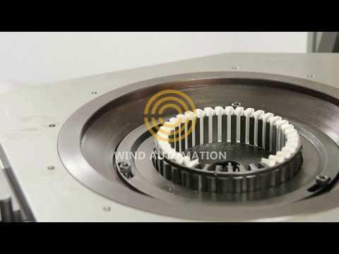 Alternator Generator Stator Slot Insulation Paper Inserting ...