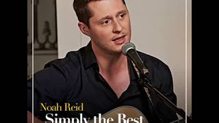 """Simply the Best"" Schitt's Creek single - Noah Reid"