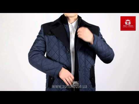 Теплая куртка для мужчины.