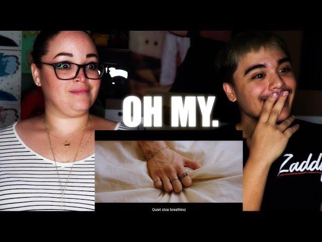 LEO - 'Touch & Sketch' MV Reaction [SHE DED SHE GONE LOL]
