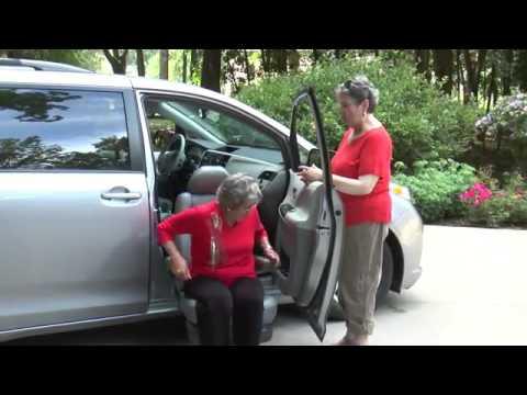 Bruno ValetR Plus Swivel Car Seat