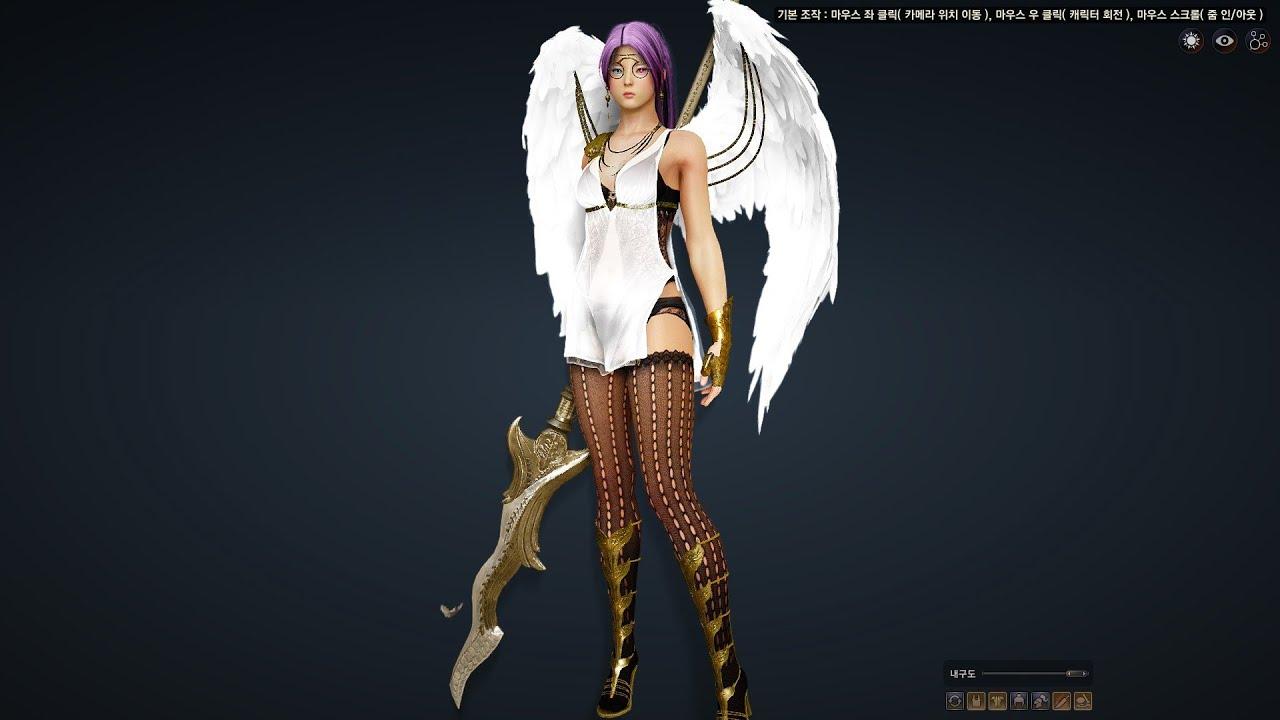 Black desert online ninja garvey regan bdo fashion - Black Desert Online Awakening Angel Costume
