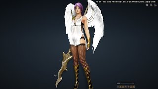 Black Desert Online Awakening Angel Costume