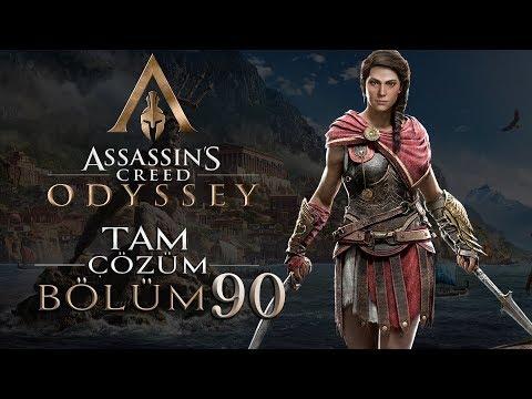 PEŞİMİZDEKİ PARALI ASKERLER, KÖTÜ LİDERLER VE KAYIP KOCALAR | Assassin's Creed Odyssey Türkçe #90 thumbnail