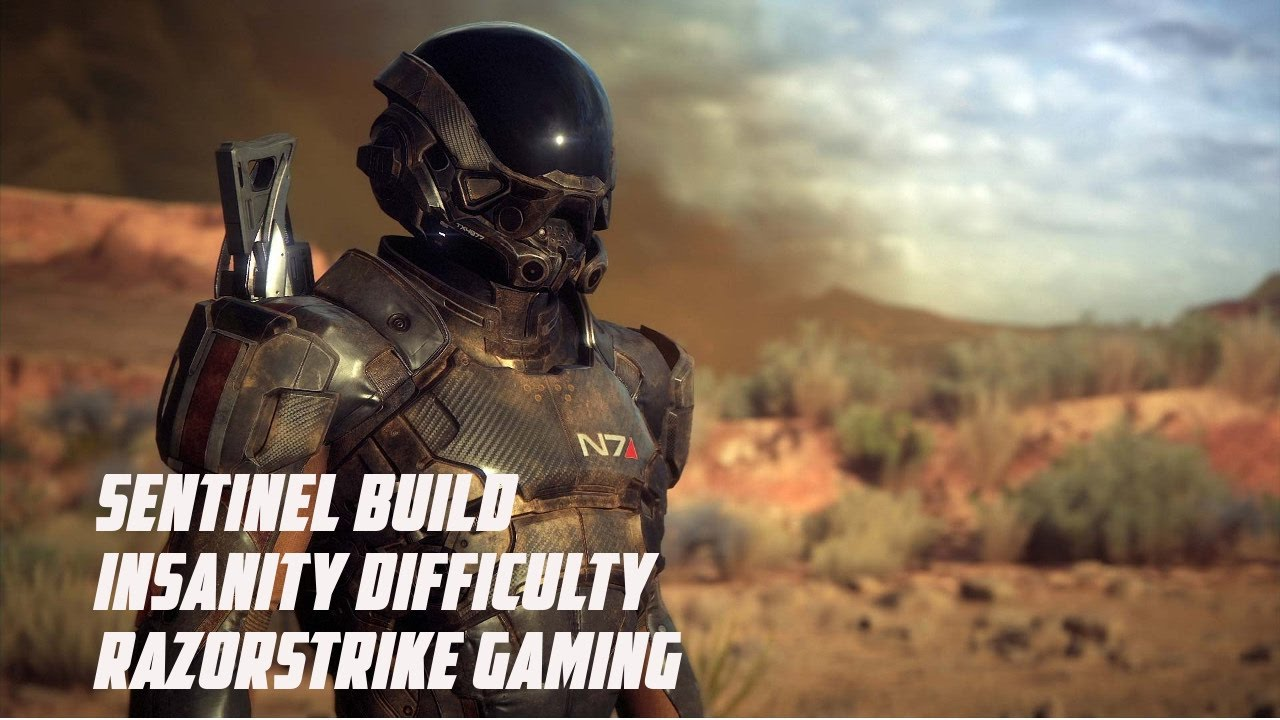 Mass Effect  Sentinel Build