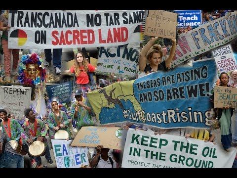 People's Climate March: September 21, 2014 -- HD