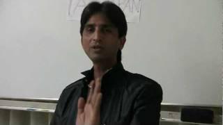 Dr. Kumar Visvas addressing IAC - Japan seminar