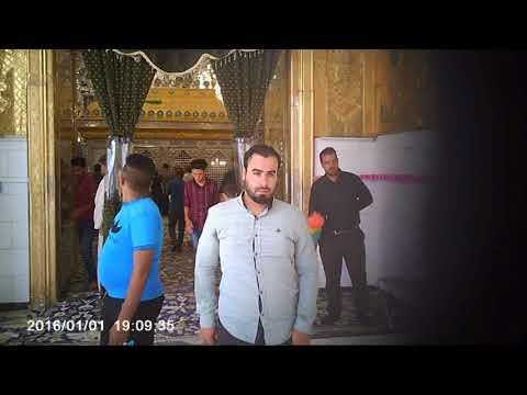 Alavi Bohras: Karbala - Najaf - Misr Ziyaarat 1439 Raasulhudood Saheb - M Muslim bin Aqeel RA