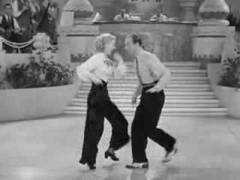 Fred Astaire Ginger Rogers Too Hot To Handle Youtube