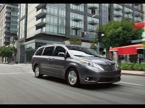 Why 2017 Toyota Sienna Succeeds Because Hybrid