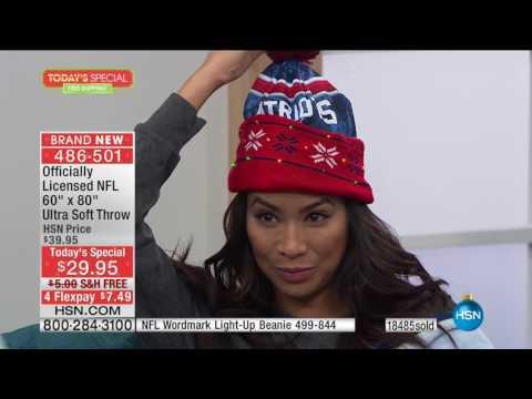 HSN | Football Fan Shop Gifts 11.24.2016 - 01 AM