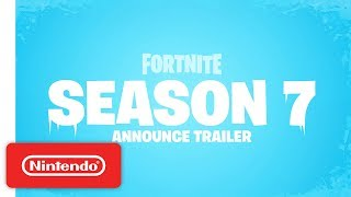 Fortnite Season 7 on Nintendo Switch - Take to the Skies!
