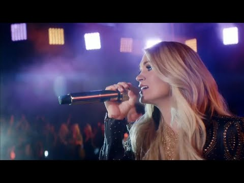 Michael J. - Carrie Underwood ROCKED Sunday Night Football with Joan Jett