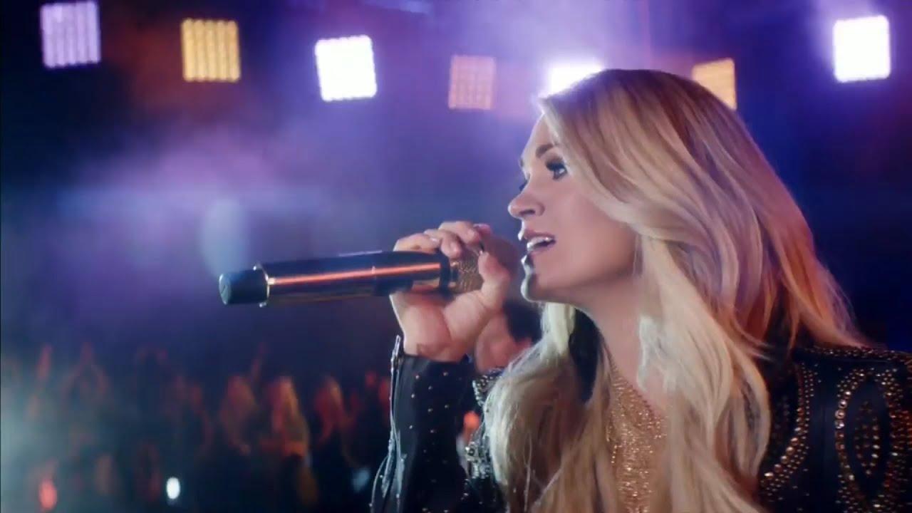 Nbc Sunday Night Football 2019 Theme Carrie Underwood Youtube