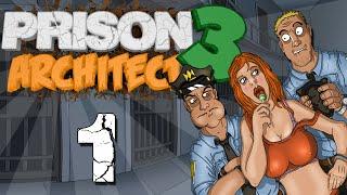 Prison Architect español - gameplay 1080 | #1 NUEVA PRISION - NUEVAS SORPRESAS | T.3 [KraoESP]