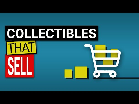 Collectibles that Sell on eBay