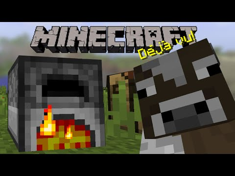 Minecraft Tutorial: Cooking In A Furnace