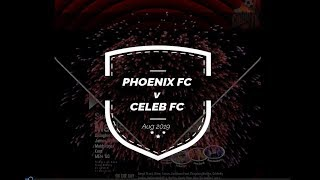 Phoenix FC v Celeb FC Charity Football for the Molly Mclaren Foundation