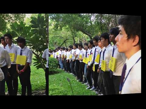 School Of Engineering Bangkok University - ประมวลภาพกิจกรรมวิ่งธงคณะ
