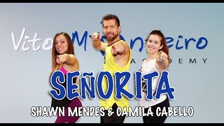 Download lagu SEÑORITA - Shawn Mendes, Camila Cabello | ZUMBA