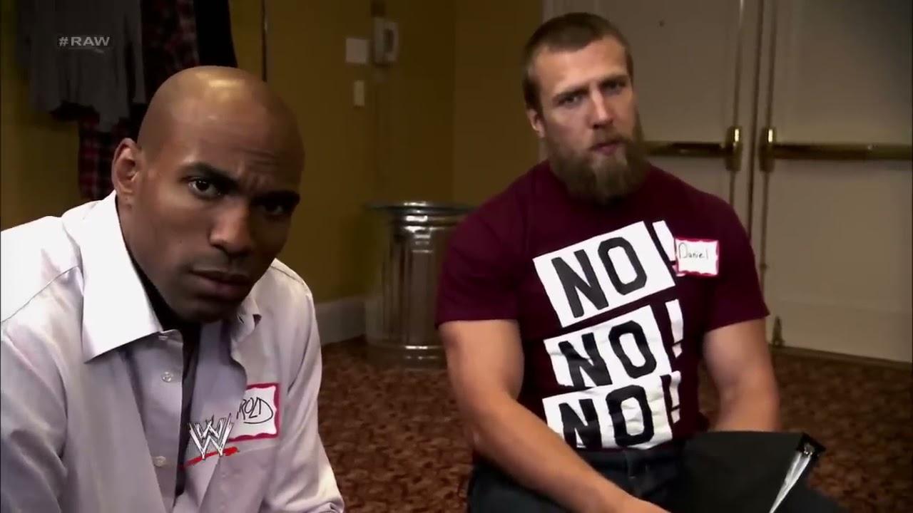 Daniel Bryan receives anger management class: Raw, Aug. 27, 2012 ...