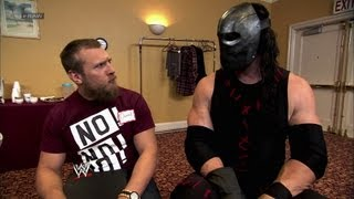 Daniel Bryan attends an anger management class which is also joined by Kane.