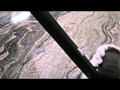 How To Clean A Granite Or Marble Floor With A Steam Cleaner