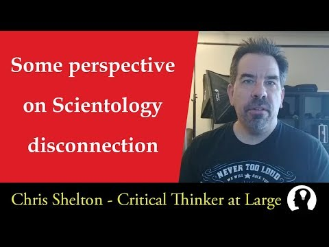 🔴 Scientology Disconnection, Reconnection and Some Q&A