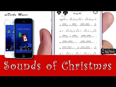 Christmas Rhythm Trainer (Sounds of Christmas) App for iPad and iPhone
