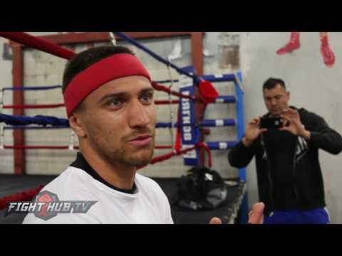"""Vasyl Lomachenko """"Boxing fans, UFC fans know future result"""" of Mayweather vs. Mcgregor"""