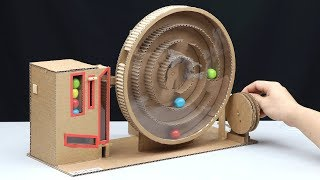 Video Build Amazing Gumball Game without DC Motor download MP3, 3GP, MP4, WEBM, AVI, FLV Juli 2018