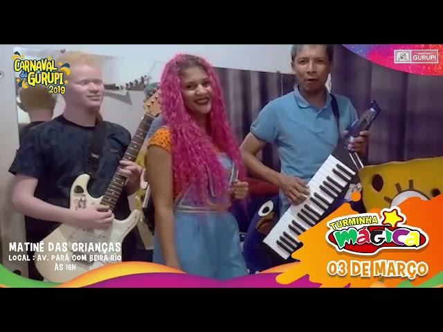 Convite especial para o melhor carnaval do norte do Brasil- Carnaval de Gurupi 2019