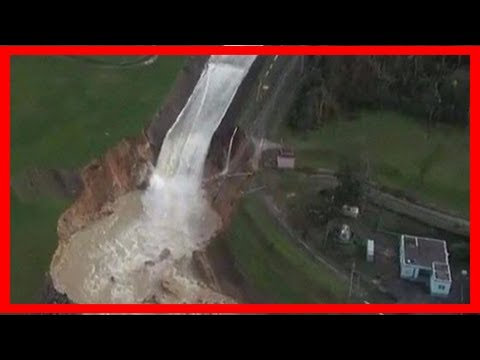 Breaking News | Tens of thousands flee for safety as guajataca dam fails in puerto rico