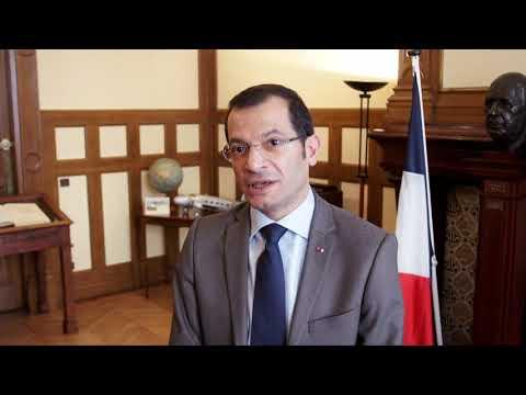 Ambassadeur Rami Adwan – Le général de Gaulle et le Liban