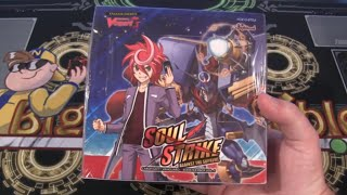 Cardfight Vanguard G Booster Set 4 Soul Strike Against The Supreme Box Opening