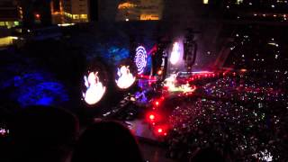 Coldplay @ Porto, Portugal - Opening (HD)