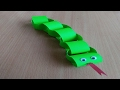 How to make Paper Snake for kids | Easy paper craft for kids |