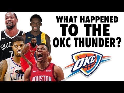 What Happened To The Oklahoma City Thunder?