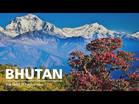 Bhutan, the land of happiness - Max Holidays