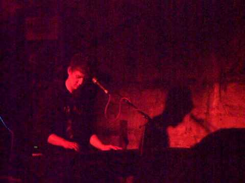 Tommy Reilly Mr Brightside cover LIVE @ Cabaret Voltaire, Edinburgh
