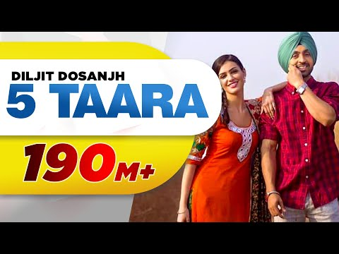 5 Taara (Full Song) - Diljit Dosanjh |...